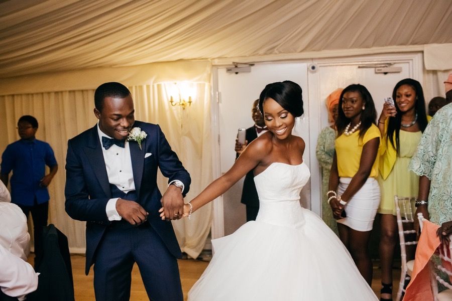 Chic Tented Wedding at Fennes by Dollhouse Events 78