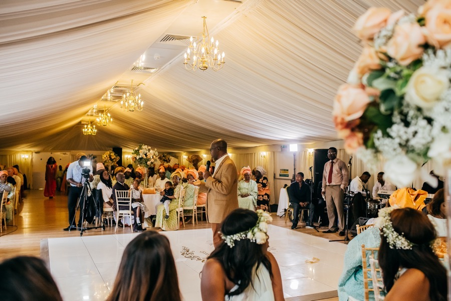 Chic Tented Wedding at Fennes by Dollhouse Events 84