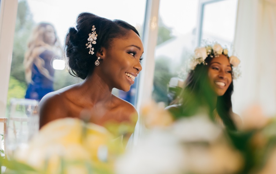 Chic Tented Wedding at Fennes by Dollhouse Events 91