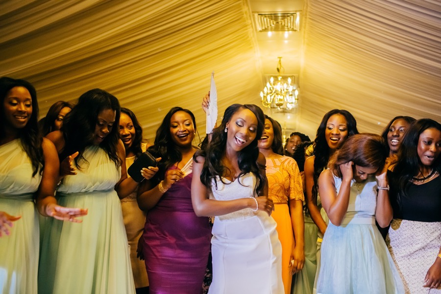 Chic Tented Wedding at Fennes by Dollhouse Events 96