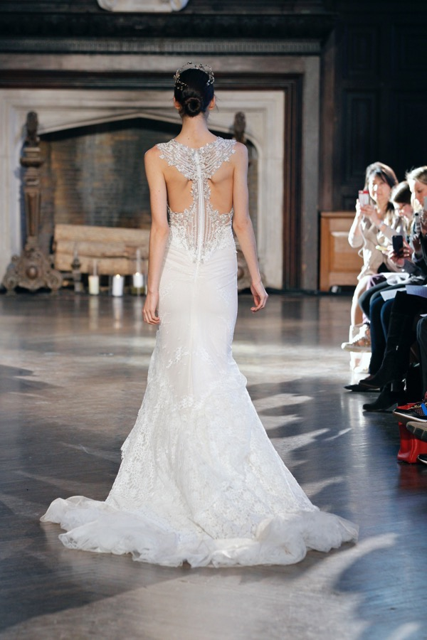 Inbal dror 2015 collection aisle perfect for Israeli wedding dress designer inbal dror