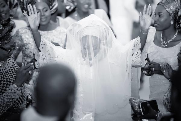 Kike and Tayo - Traditional Wedding  62