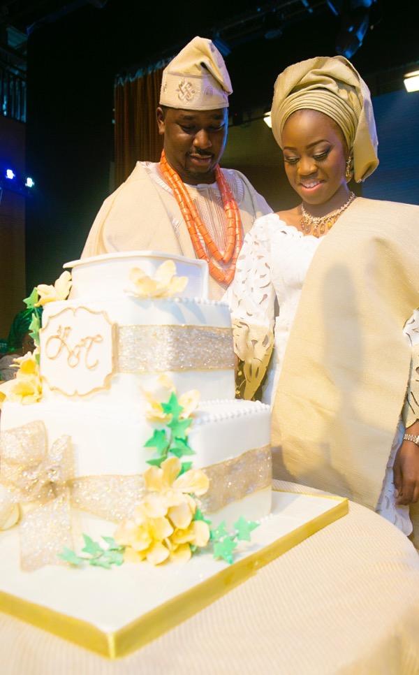 Kike and Tayo - Traditional Wedding  65