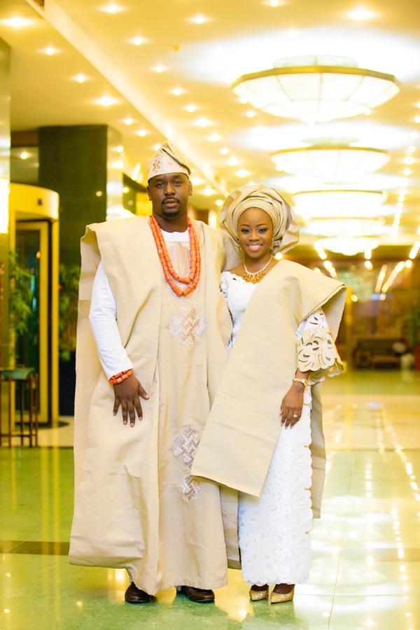 Kike and Tayo - Traditional Wedding  75