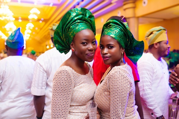 Kike and Tayo - Traditional Wedding  81