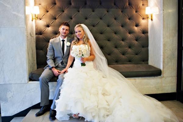 Patrick Henry Ballroom Wedding by Michael Kaal 39