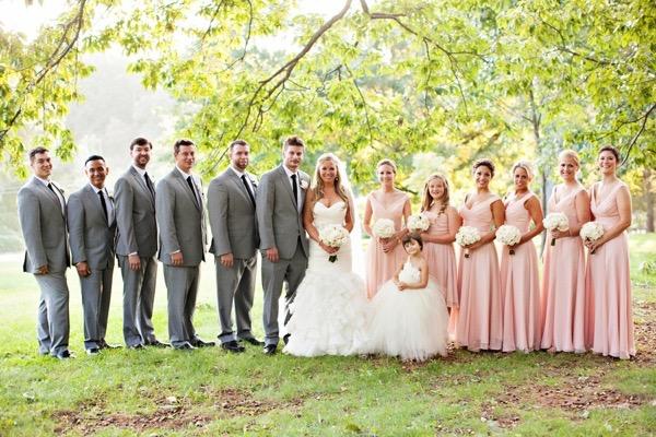 Patrick Henry Ballroom Wedding by Michael Kaal 40