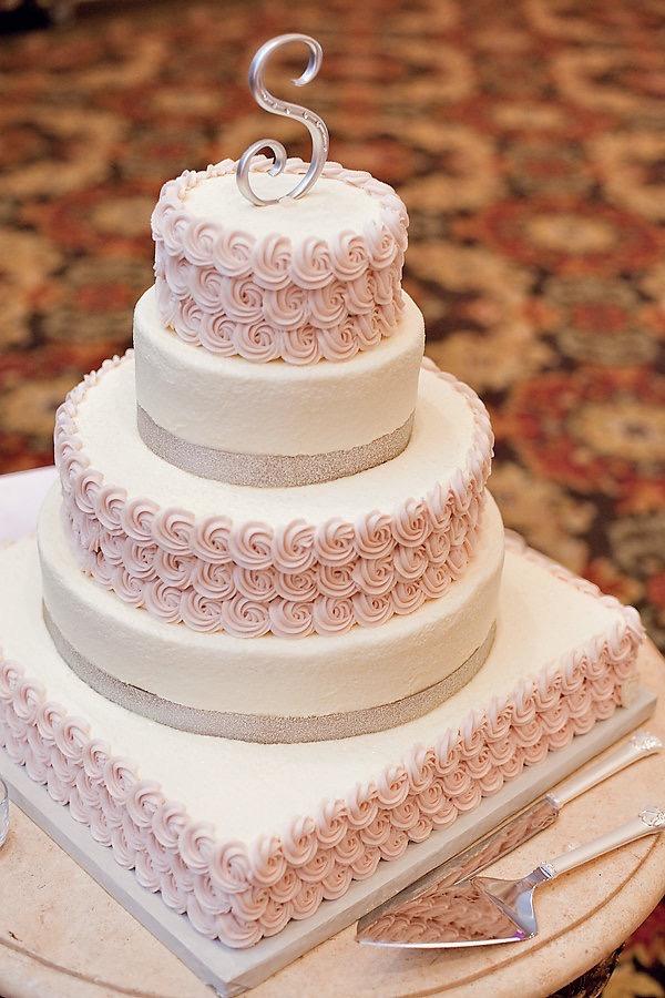 Pink and Silver Summer Wedding by UBARA 10