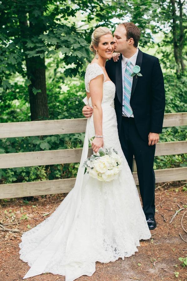 Sweet Mint Wedding 10