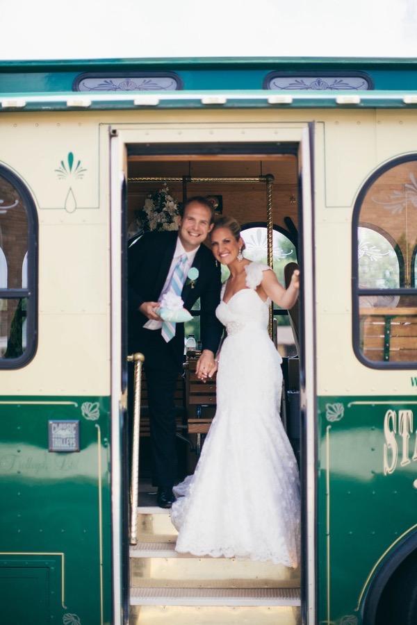 Sweet Mint Wedding 25