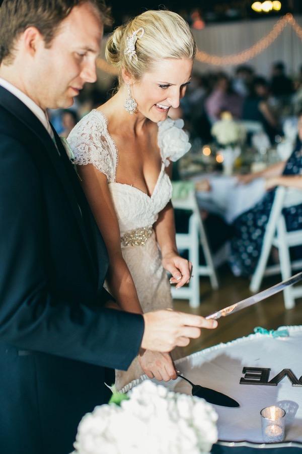 Sweet Mint Wedding 43