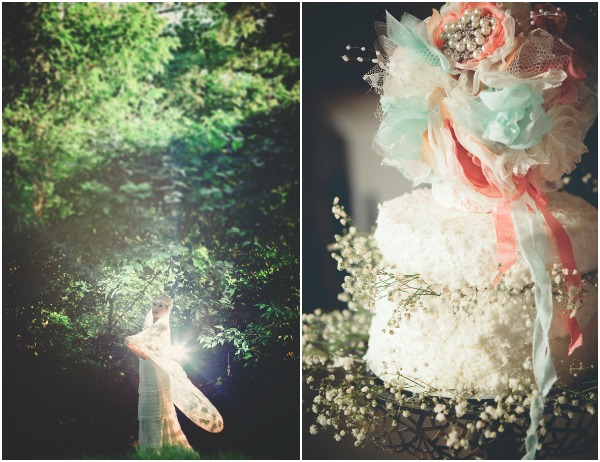 boho- la candella weddings