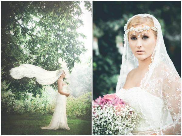 bridal boho inspiration