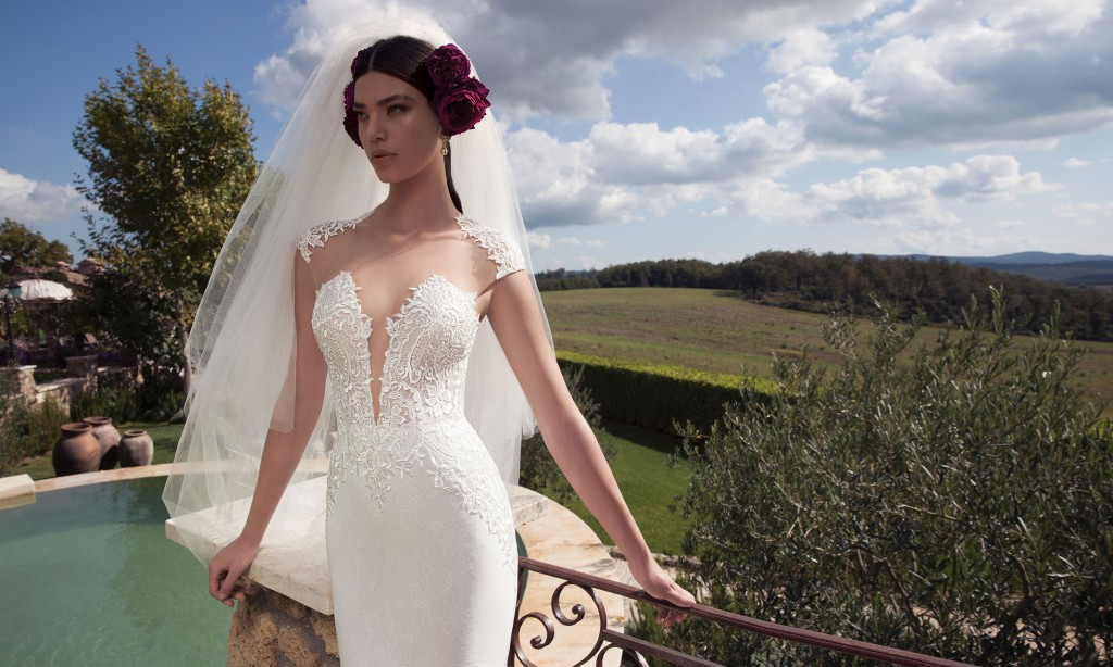Berta Bridal 2015 Collection 13