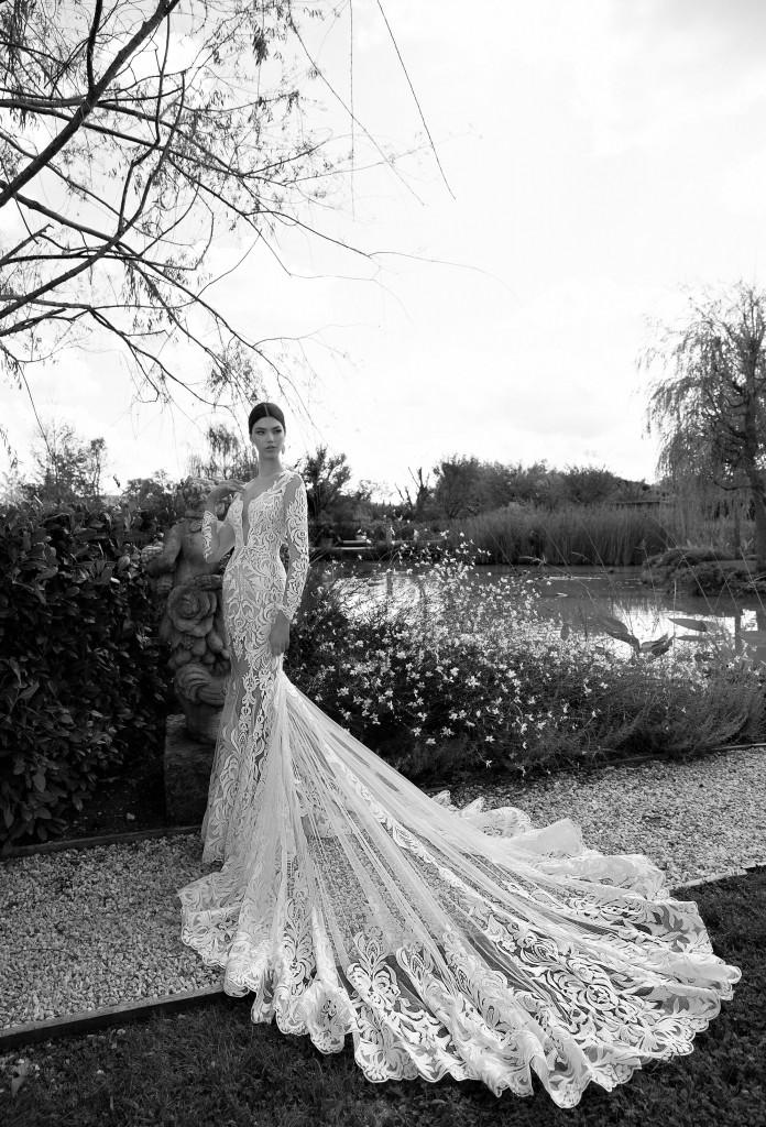 Berta Bridal 2015 Collection 20