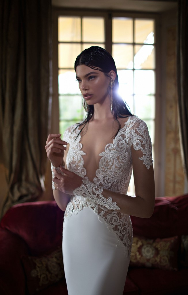 Berta Bridal 2015 Collection 37