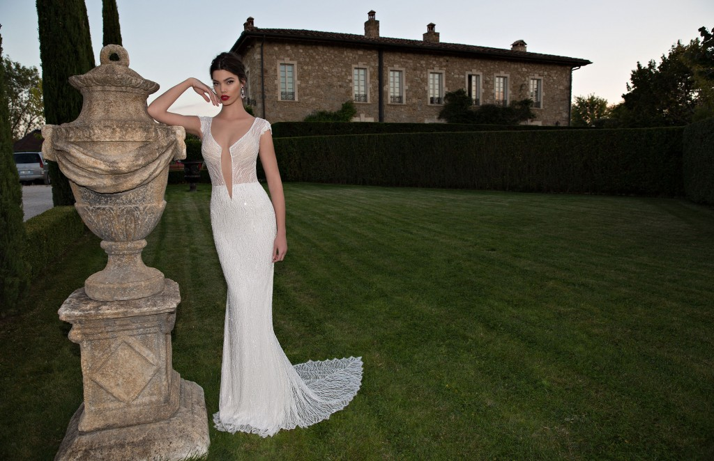 Berta Bridal 2015 Collection 70