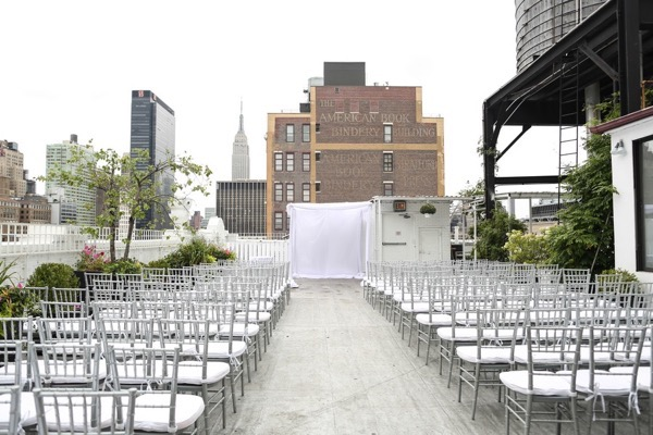 Chic City Wedding at Studio 450 26