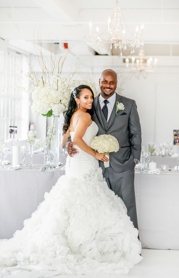 Chic City Wedding at Studio 450 35