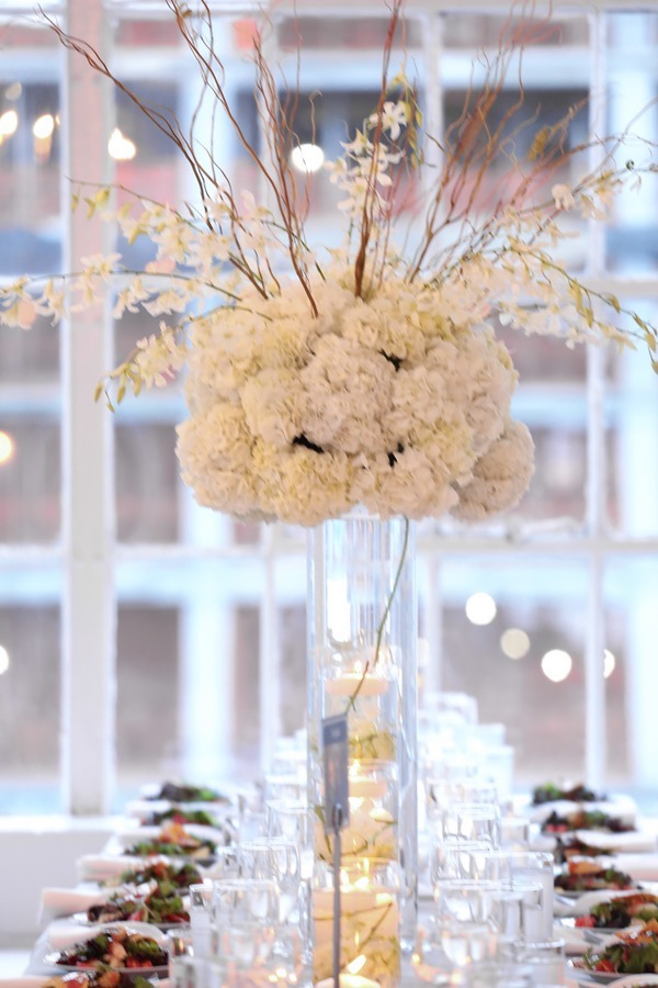 Chic City Wedding at Studio 450 55