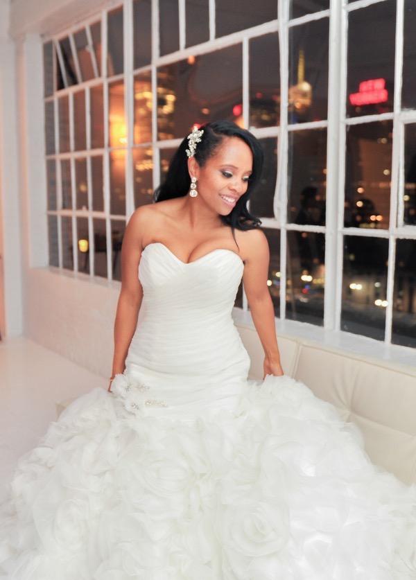 Chic City Wedding at Studio 450 59