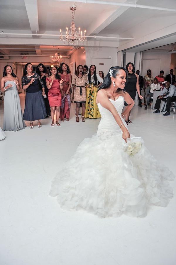 Chic City Wedding at Studio 450 66