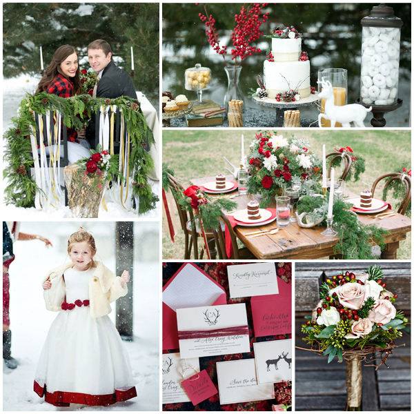 Couple: Amber Lynn Photography Dessert Table: Amber Lynn Photography Table Setting: Emilie Anne Photography Bouquet: Project Wedding Invitation: Rahel Menig Photography | Flower Girl: Hoffer Photography