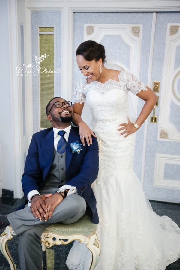 Outdoor Lagos Wedding by Wani Olatunde 101