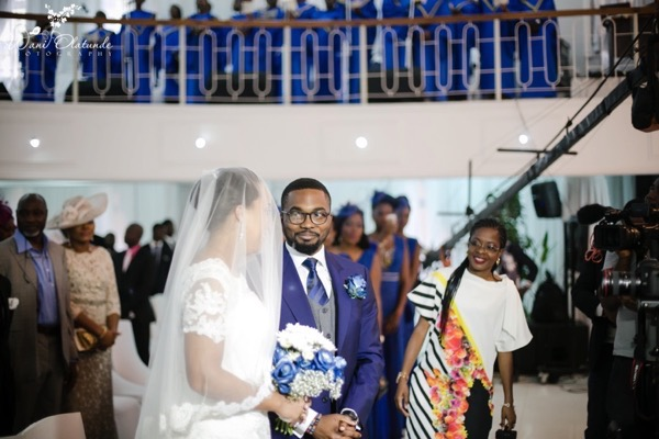 Outdoor Lagos Wedding by Wani Olatunde 23