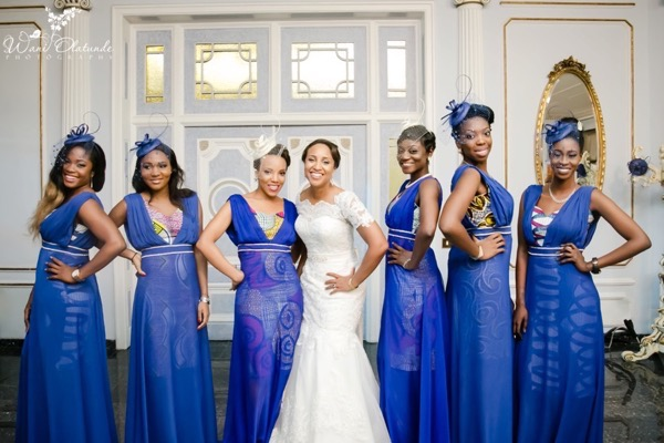 Outdoor Lagos Wedding by Wani Olatunde 41