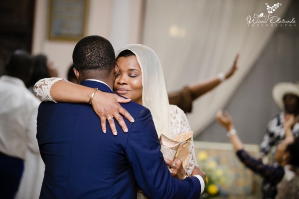 Outdoor Lagos Wedding by Wani Olatunde 71