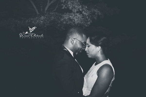 Outdoor Lagos Wedding by Wani Olatunde 73