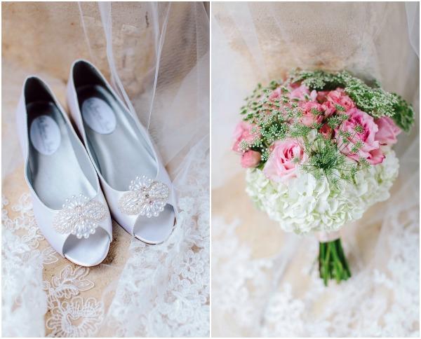 Real wedding in crystal springs