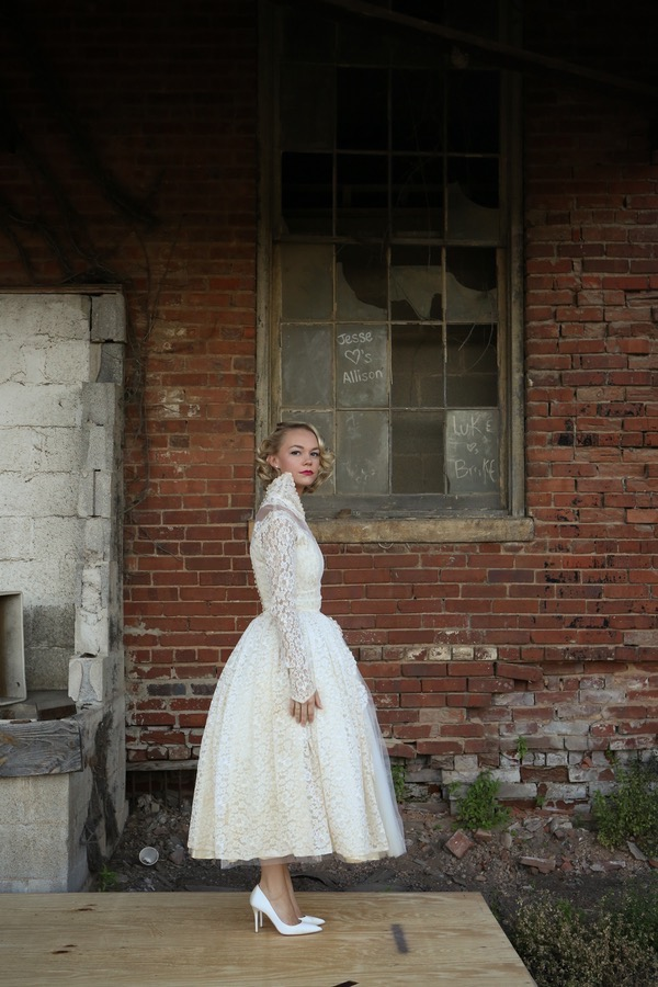 Tennessee Bridal Portrait by Leah Moyers 5