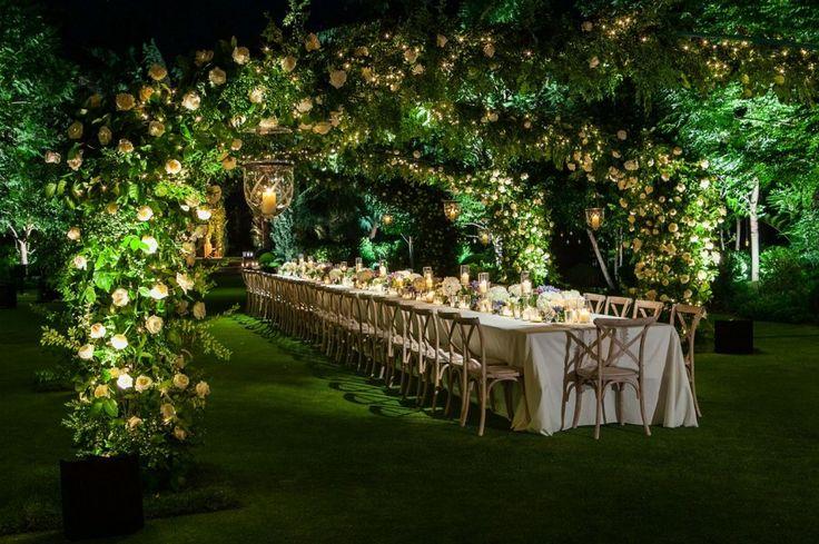 Garden Wedding by Mindy Weiss