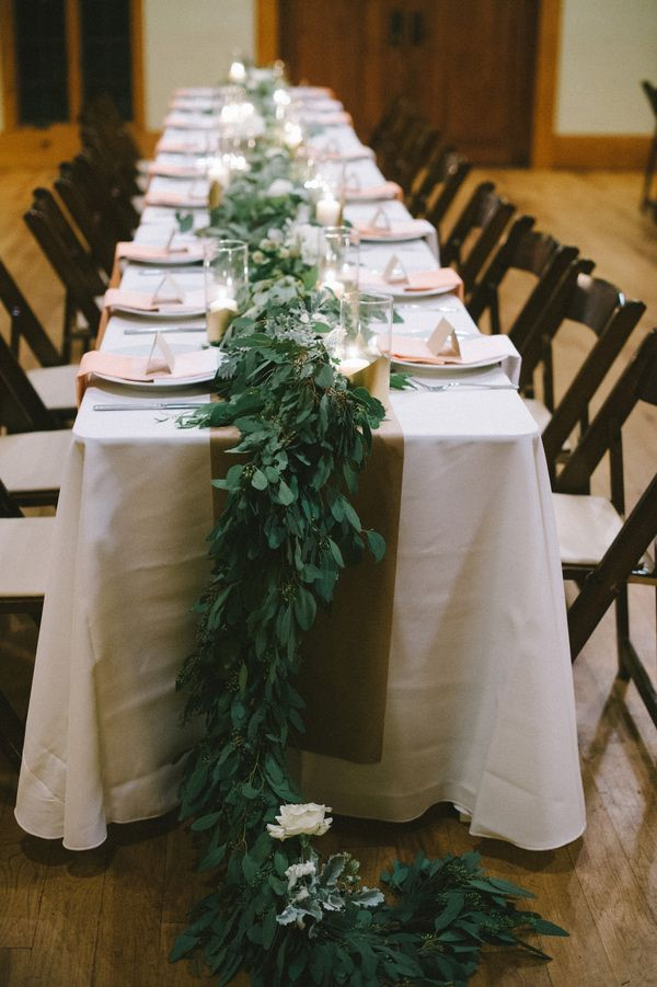 Nathan Russell Photography, Styling by Bird Dog Weddings via Ruffled Blog