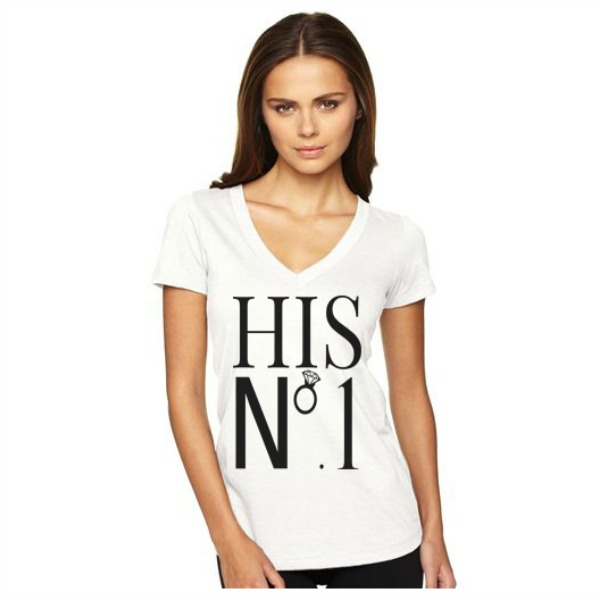 His No 1 Tee Shirt