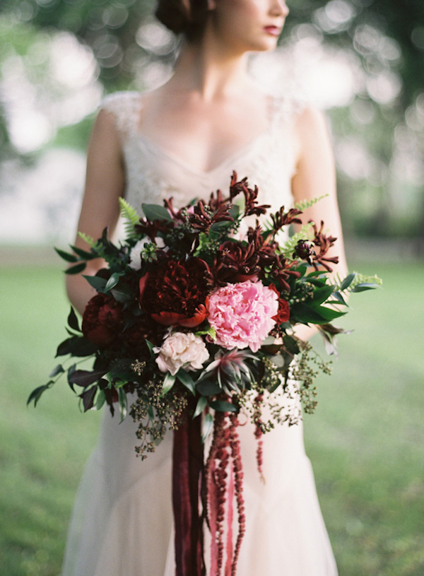 Marsala Bouquet