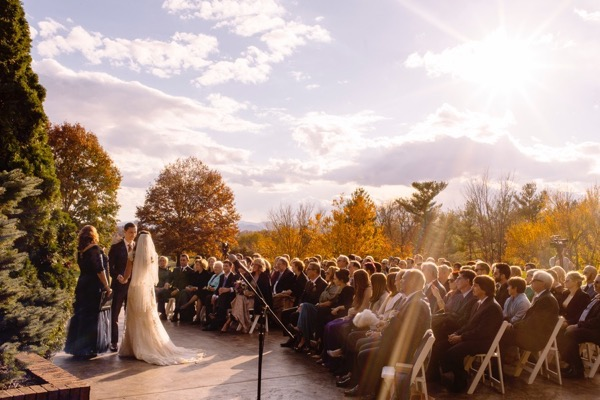 Plum and Gold Wedding by  Jen Yuson Photography 11
