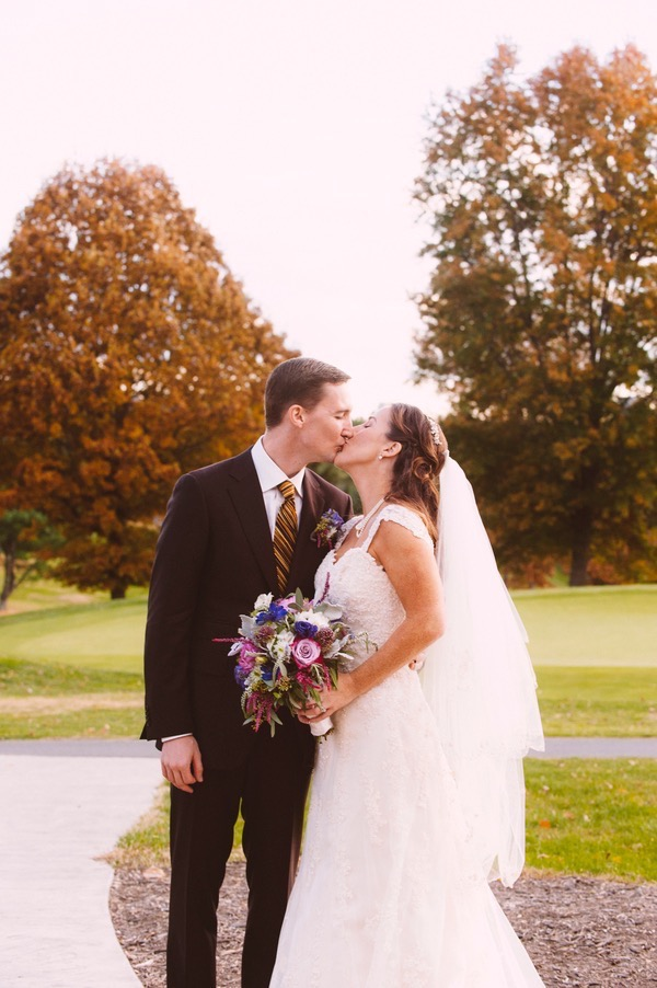 Plum and Gold Wedding by  Jen Yuson Photography 18