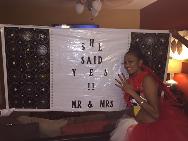 #APbling - Shonte and Cliff's Proposal Story 6