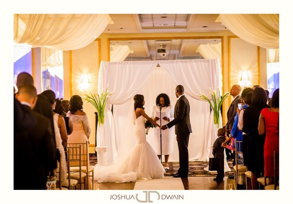 Fiona & Calvin's wedding at Atrium Country Club in New Jersey