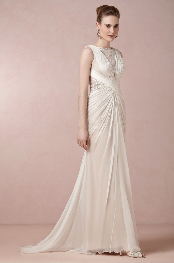 BHLDN Leyna Gown