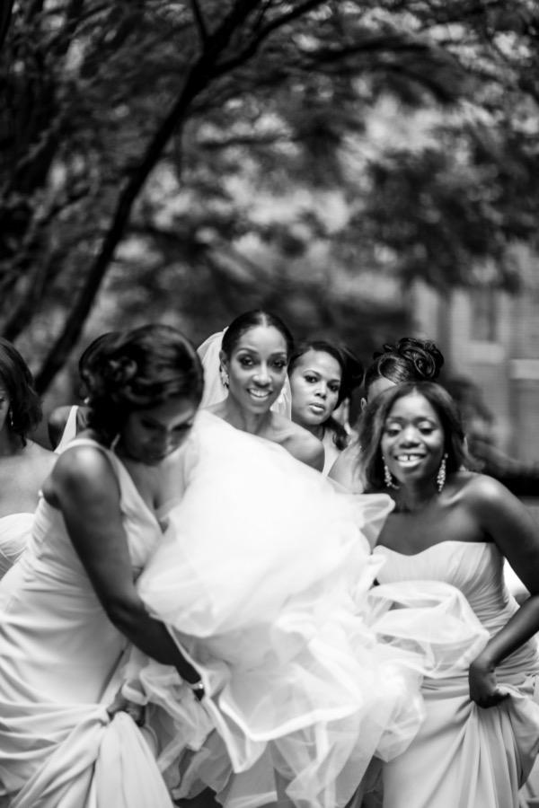 Brooklyn Botanical Garden Wedding-Kesha Lambert 34