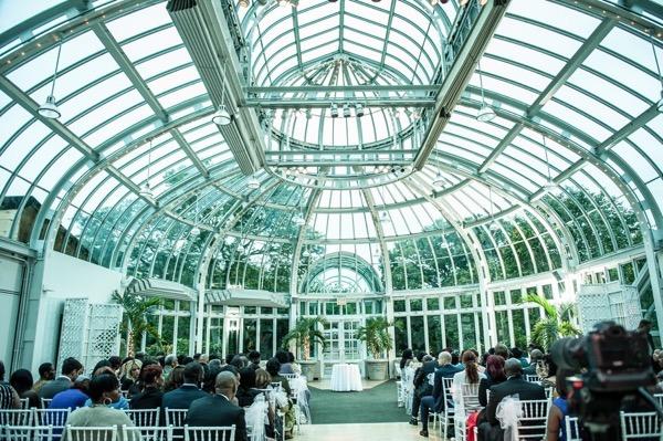 Brooklyn Botanical Garden Wedding-Kesha Lambert 35