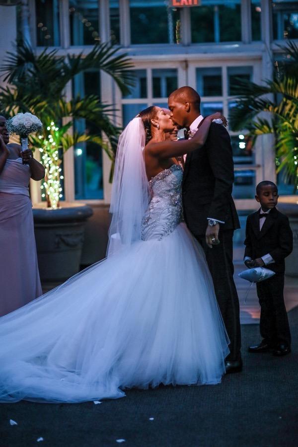 Brooklyn Botanical Garden Wedding-Kesha Lambert 44