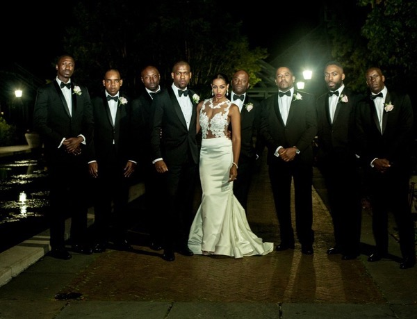 Brooklyn Botanical Garden Wedding-Kesha Lambert 80