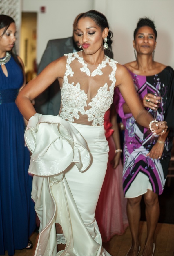 Brooklyn Botanical Garden Wedding-Kesha Lambert 84