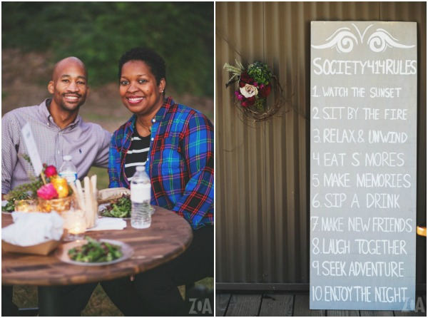 Curated date nights by society 414