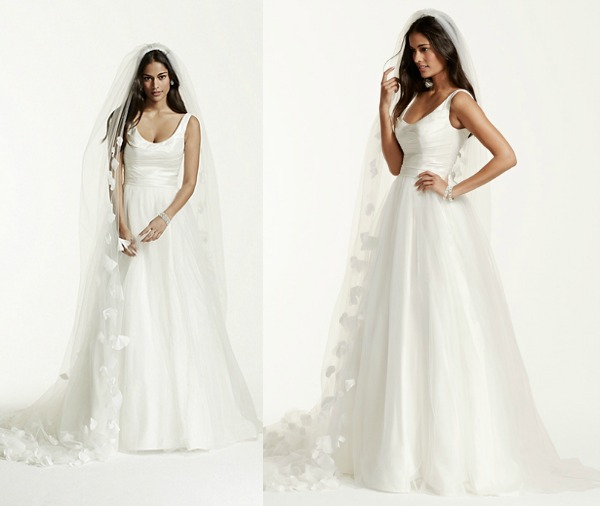 Davids Bridal Wedding Dress Under $500
